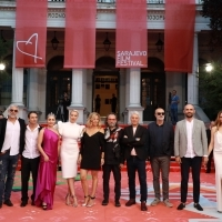 Crew of Besa, Red Carpet, 25th Sarajevo Film Festival, 2019 (C) Obala Art Centar
