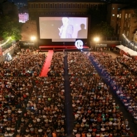 It Must be Heaven, Raiffeisen Open Air Cinema, 25th Sarajevo Film Festival, 2019 (C) Obala Art Centar
