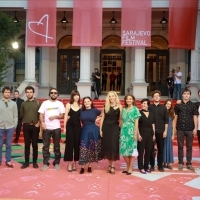 Directors of Competition Programme - Short Film, Red Carpet, 25th Sarajevo Film Festival, 2019 (C) Obala Art Centar