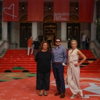 Competition Programme - Short Film jury: Dominique Welinski, Ognjen Glavonić and Eva Röse, Red Carpet, 25th Sarajevo Film Festival, 2019 (C) Obala Art Centar