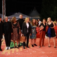 ICDN representatives and experts, Red Carpet, 25th Sarajevo Film Festival, 2019 (C) Obala Art Centar