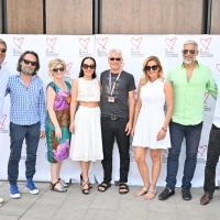 Crew of Besa, Photo Call, TRT Industry Terace, Hotel Europe, 25th Sarajevo Film Festival, 2019 (C) Obala Art Centar