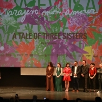 Crew of A Tale of Three Sisters, National Theatre, 25th Sarajevo Film Festival, 2019 (C) Obala Art Centar