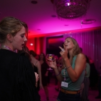 CineLink Industry Days Party, Hotel Holiday, 25th Sarajevo Film Festival, 2019 (C) Obala Art Centar