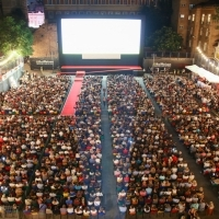 Screening of La Belle Époque, Raiffeisen Open Air Cinema, 25th Sarajevo Film Festival, 2019 (C) Obala Art Centar