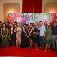 Winners of CineLink Awards, National Theatre, 25th Sarajevo Film Festival, 2019 (C) Obala Art Centar