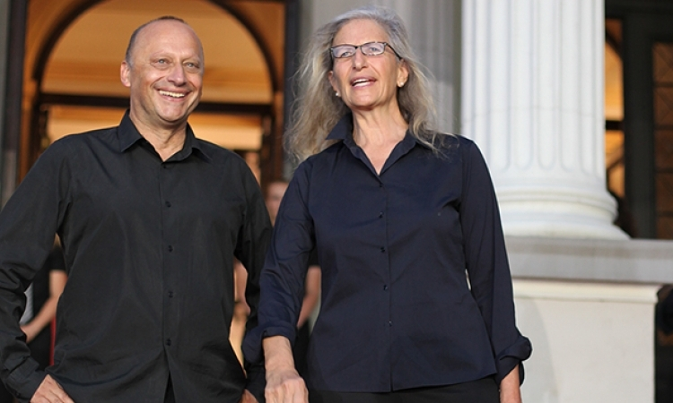 Annie Leibovitz at the Sarajevo Film Festival