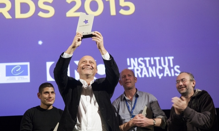 Mirsad Purivatra Receives Europa Cinemas Award