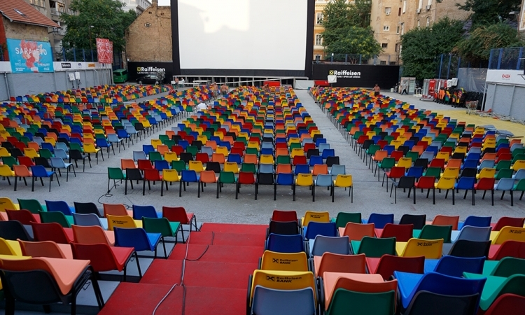The 23rd Sarajevo Film Festival is open