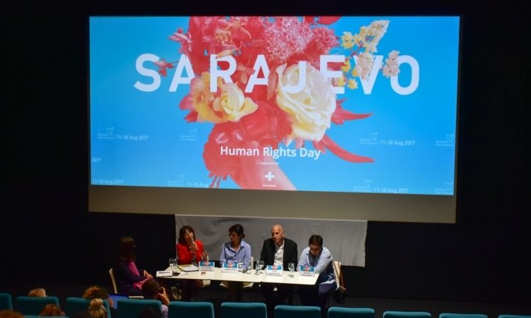 Human Rights Day of the 23rd Sarajevo Film Festival