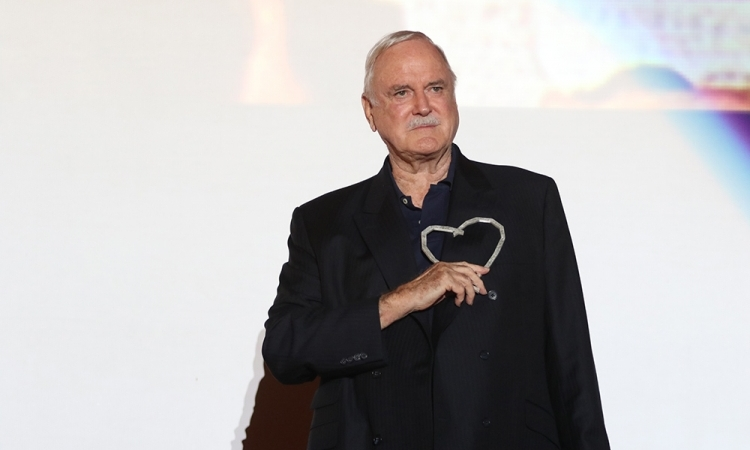Honorary Heart of Sarajevo Award: John Cleese