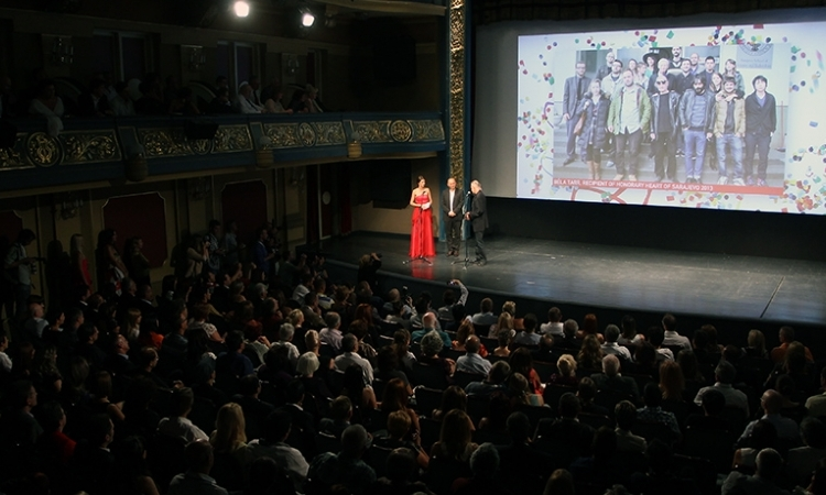 The 19th Sarajevo Film Festival Is Open