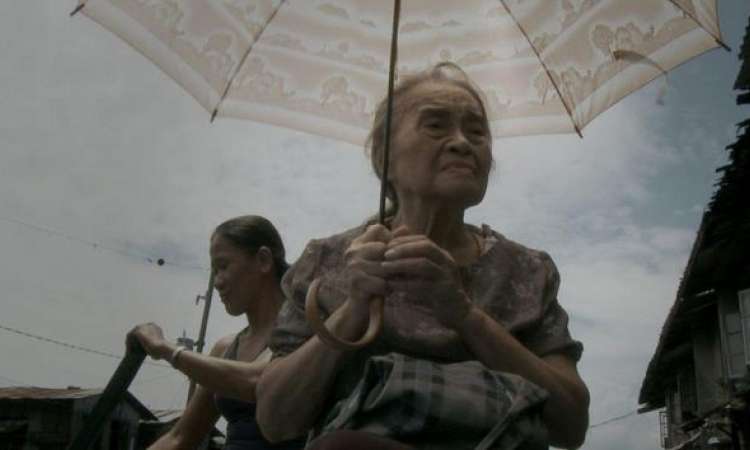 GRANDMOTHER, the Final Film in the Tribute to... Programme
