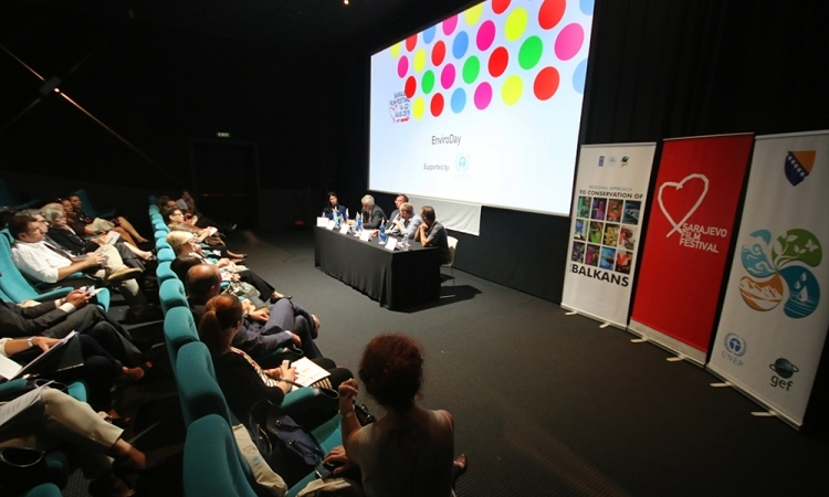 UNEP and Sarajevo Film Festival Join Forces to Protect Environment