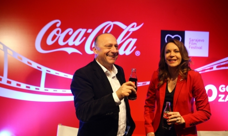 Coca-Cola and Sarajevo Film Festival Celebrate 20th Anniversary of Partnership