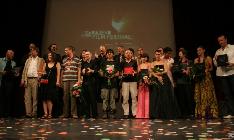 13th Sarajevo Film Festival Awards