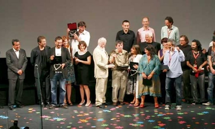 14th SARAJEVO FILM FESTIVAL AWARDS