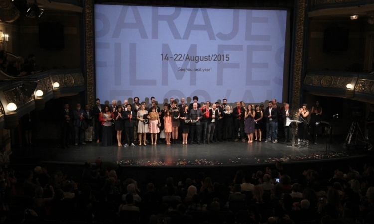 20th Sarajevo Film Festival Awards