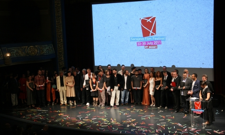 17th Sarajevo Film Festival Awards