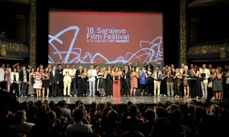 18th Sarajevo Film Festival Awards