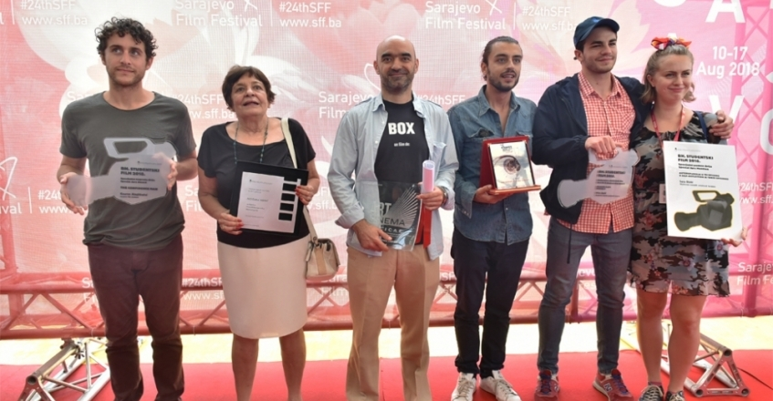 24th Sarajevo Film Festival Partner's Awards