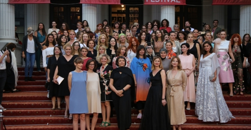 Sarajevo Film Festival takes a stand for gender equality in the film industry