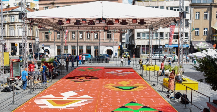 Everything set for the opening of 25th Sarajevo Film Festival!