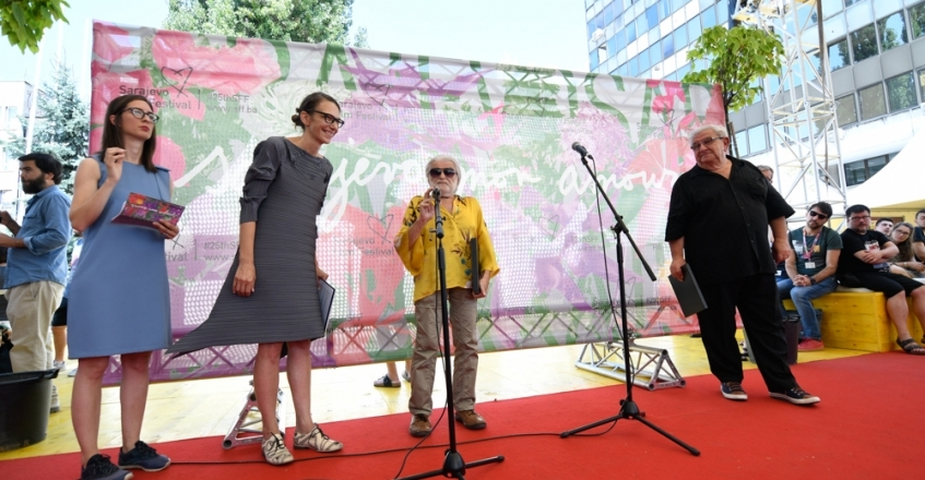 25th Sarajevo Film Festival Partners' Awards