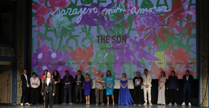 The World Premiere of THE SON Opened the 25th Sarajevo Film Festival Tonight