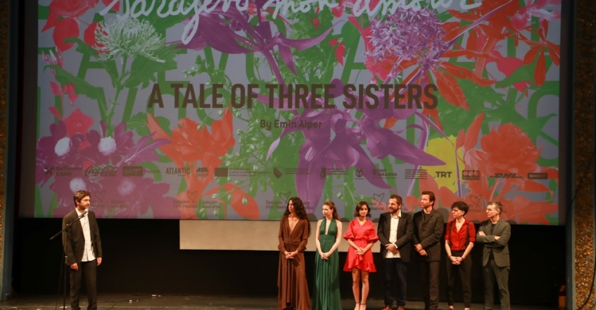 A TALE OF THREE SISTERS closed this year's Competition Programme – Feature Film