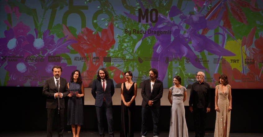 The International Premiere of the Film MO