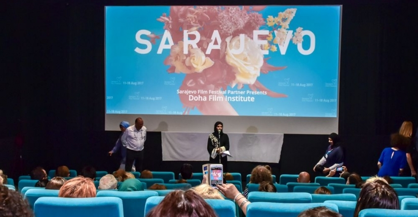 Cooperation between Sarajevo Film Festival and Doha Film Institute continues