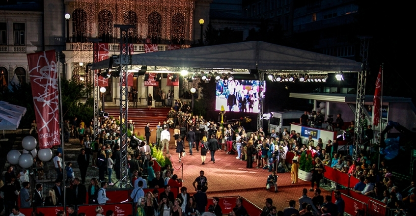 The Best Photo of the Sarajevo Film Festival