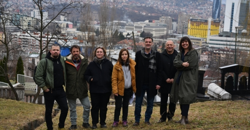 Shooting has begun in Sarajevo of short films backed by the SEE Factory project