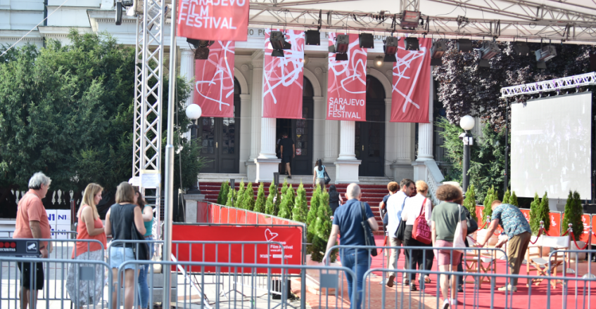 Early Bird registration for the Sarajevo Film Festival's Accreditations