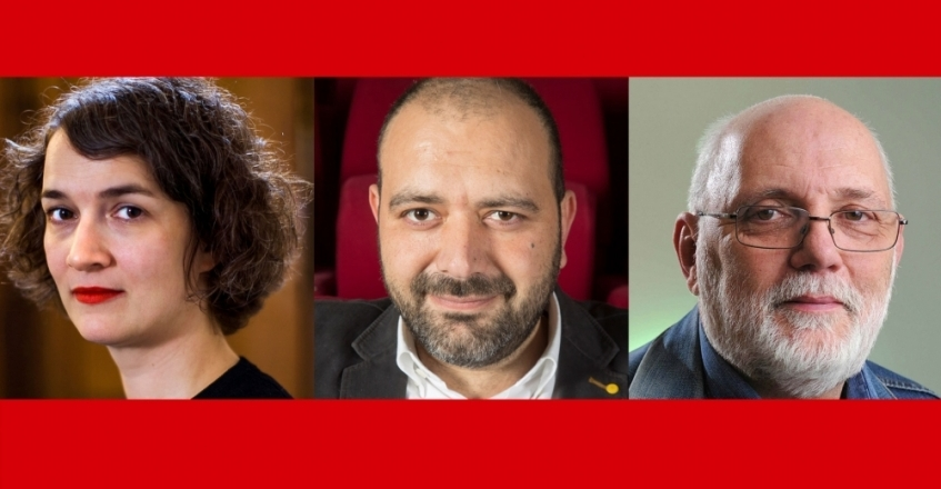 Jury of the Competition Programme - Documentary Film 2019
