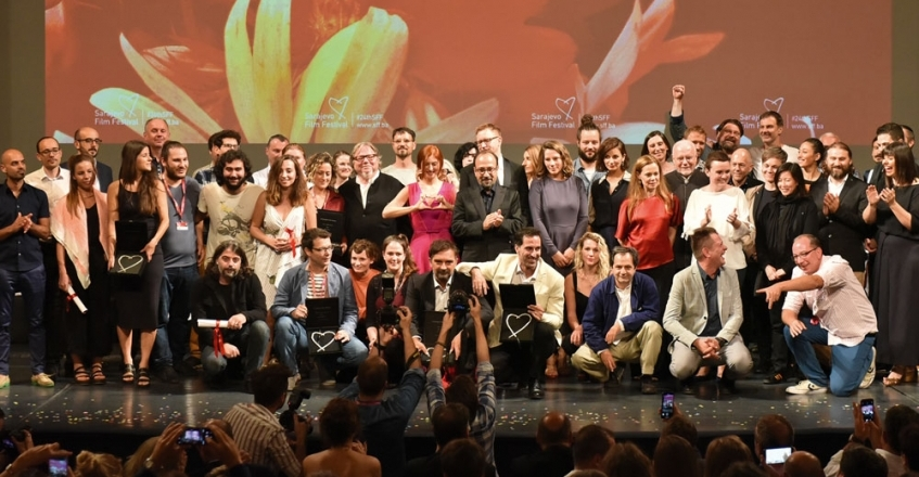 Film Submissions for the 25th Sarajevo Film Festival Programmes