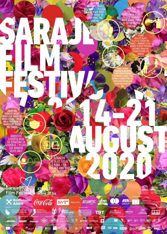 Poster 26. Sarajevo Film Festivala | Sarajevo Film Festival
