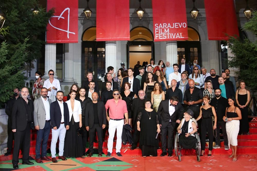 27. Sarajevo Film Festival otvoren s dva filma