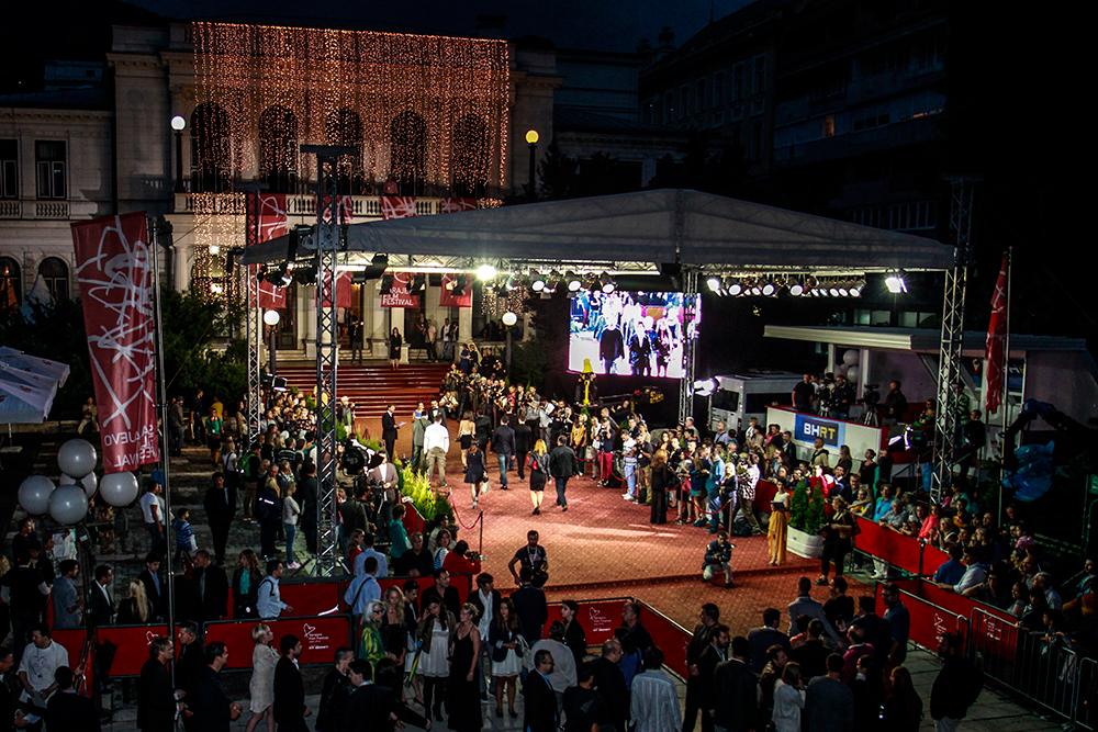 The Best Photo Of The Sarajevo Film Festival Sarajevo